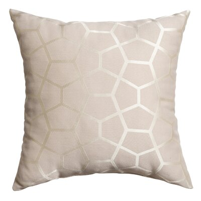 Dimas Throw Pillow Color: Natural