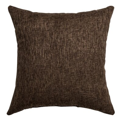 San Jacinto Throw Pillow Color: Espresso