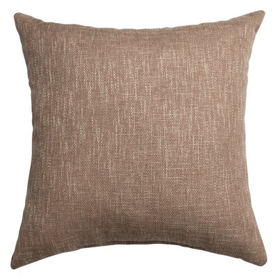 San Jacinto Throw Pillow Color: Sand