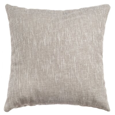 San Jacinto Throw Pillow Color: Linen