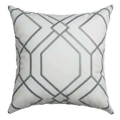 Thorne Throw Pillow Color: Haze
