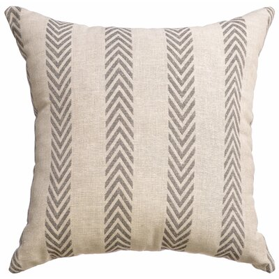 Chalco Decorative Throw Pillow Color: Pewter