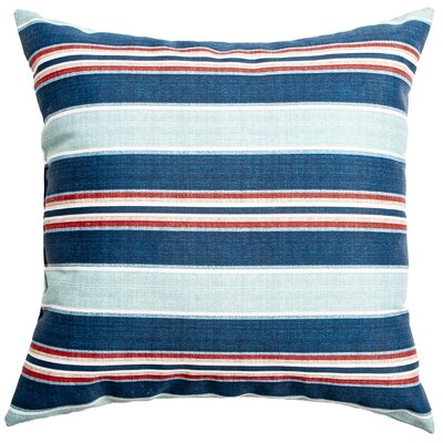 Sunline Vesper Stripe Decorative Indoor/Outdoor Throw Pillow