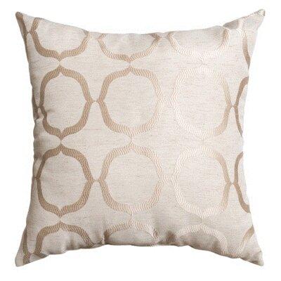 Lapeer Decorative Throw Pillow Color: Spa