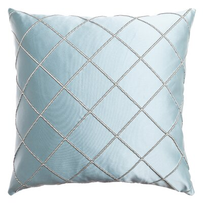 Parramore Decorative Throw Pillow Color: Spa