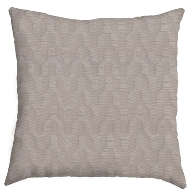 Victor Throw Pillow Color: Stone