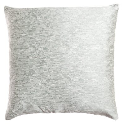 Longview Solid Decorative Throw Pillow Color: Spa