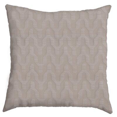 Arellano Decorative Throw Pillow Color: Stone