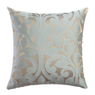 Lotts Decorative Throw Pillow Color: Haze