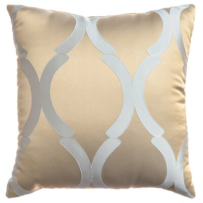 Hemel Hempstead Decorative Throw Pillow Color: Haze