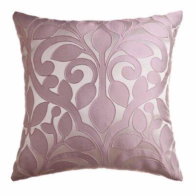 Lotts Decorative Throw Pillow Color: Liliac
