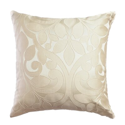 Lotts Decorative Throw Pillow Color: Pewter