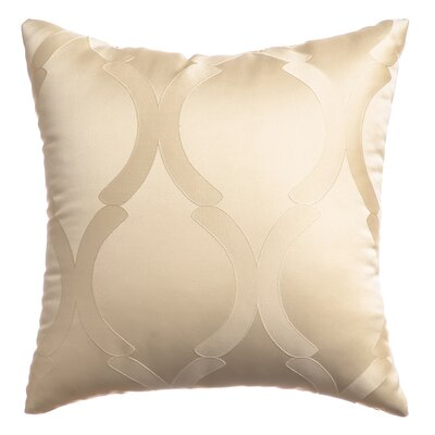 Burton Decorative Throw Pillow Color: Pearl