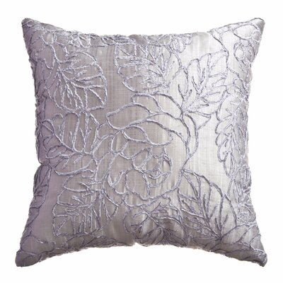 Callahan Decorative Throw Pillow Color: Silver
