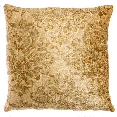 Lyons Decorative Throw Pillow Color: Gold