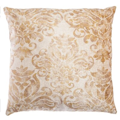 Lyons Decorative Throw Pillow Color: Natural