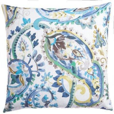 Shepherd Decorative Throw Pillow Color: Azure