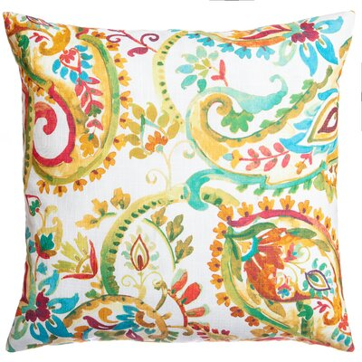 Shepherd Decorative Throw Pillow Color: Persimmon