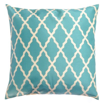 Sheppard Decorative Throw Pillow Color: Sky Blue