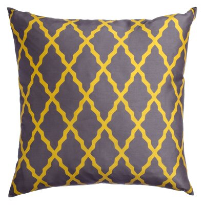Sheppard Decorative Throw Pillow Color: Gold