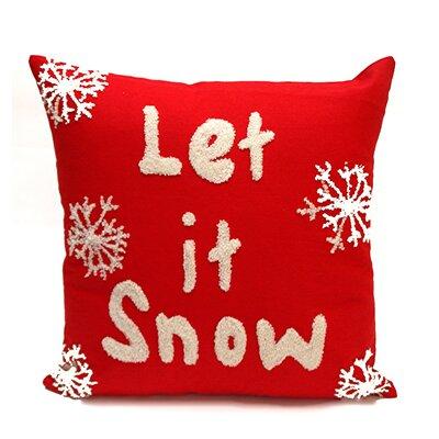 Patina Cotton Throw Pillow (Set of 2)
