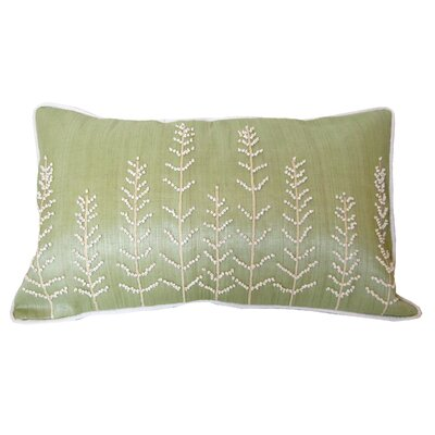 Abaca Natural/Organic Throw Pillow