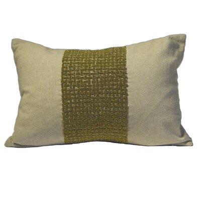 Mirasol Center Beads Feather Pillow (Set of 2)