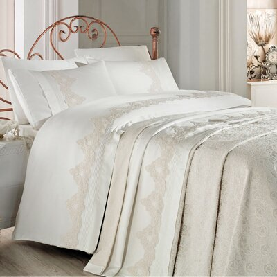 City Sleep Bistro 7 Piece Queen Duvet Cover Set
