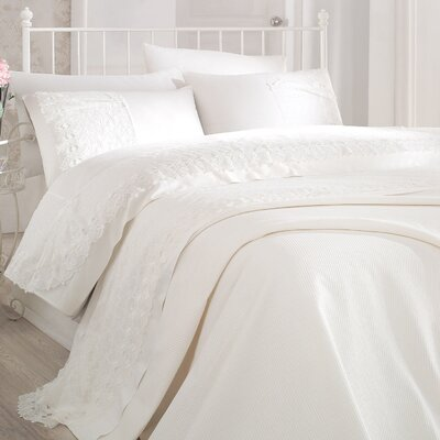 City Sleep Temple 7 Piece Queen Duvet Cover Set