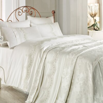 City Sleep Doro 7 Piece Queen Duvet Cover Set