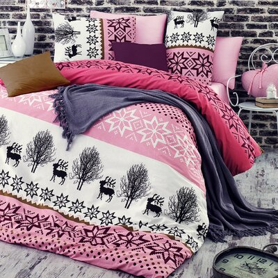 Madison 4 Piece Queen Duvet Cover Set