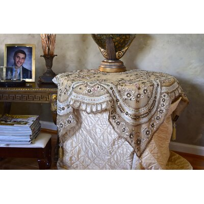 Versailles Square Table Cover DBG-601 Square Table Cover