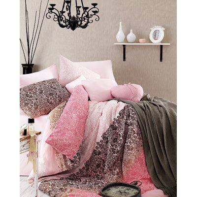 Madison 4 Piece Duvet Cover Set