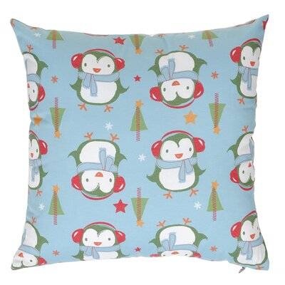Little Penguin Throw Pillow