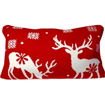 Nothing Like Christmas Lumbar Pillow