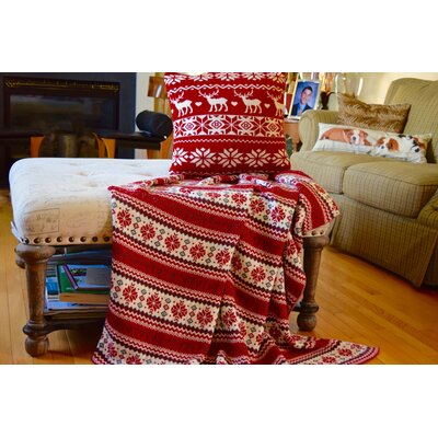 Nothing Like Christmas Throw Blanket