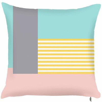 Spring Vivid Throw Pillow (Set of 2)