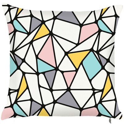 Spring Web Design Throw Pillow (Set of 2)