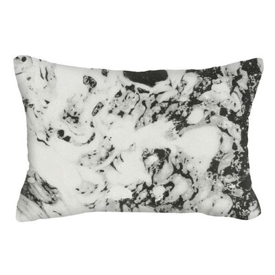 Spring Blended Marble Lumbar Pillow (Set of 2)