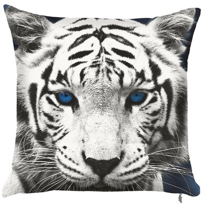 Zeba Tiger Throw Pillow (Set of 2)