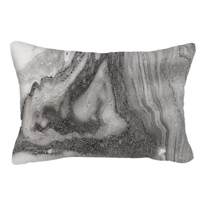 Craine Lumbar Pillow (Set of 2) Color: Gray