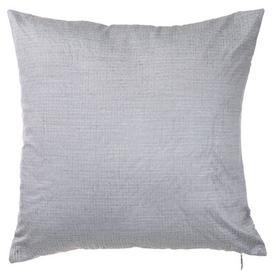 Crafton Throw Pillow (Set of 2) Color: Gray