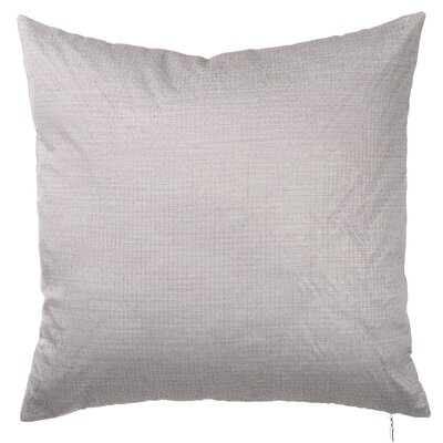 Crafton Throw Pillow (Set of 2) Color: Tan