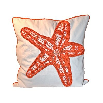 Hinesburg 100% Cotton Throw Pillow