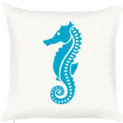 Brannon Seahorse Throw Pillow (Set of 2)
