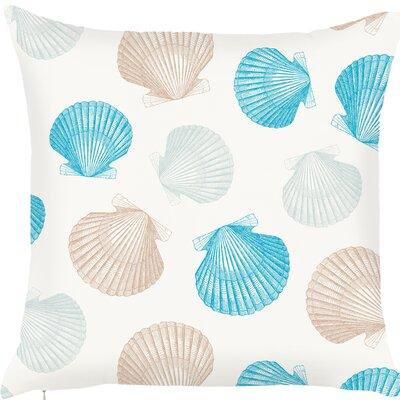 Brannon Multi Seashell Throw Pillow (Set of 2)