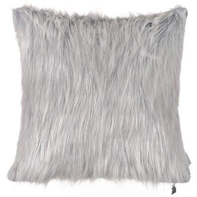 Aaronsburg Throw Pillow (Set of 2) Color: Gray
