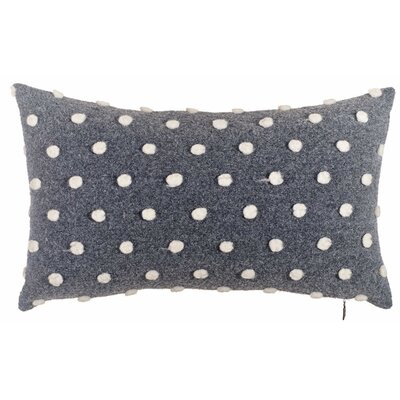 Whipkey Polka Dot Lumbar Pillow (Set of 2)