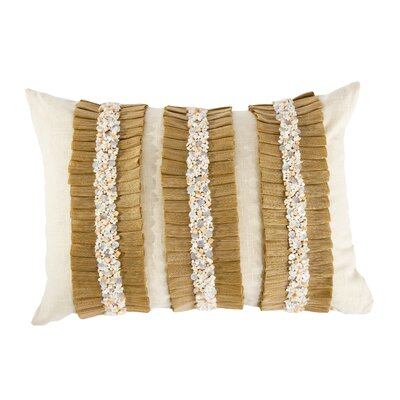Sea Side Shell Lumbar Pillow