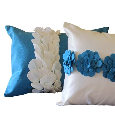 Breezy Wave Lumbar Pillow